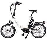 Premium Germ anxia eléctrico de bicicleta plegable mobile Master CM 8G Buje Shimano con...