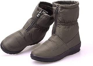 Women's Waterproof Boots Cotton Winter Boot Fur Boot