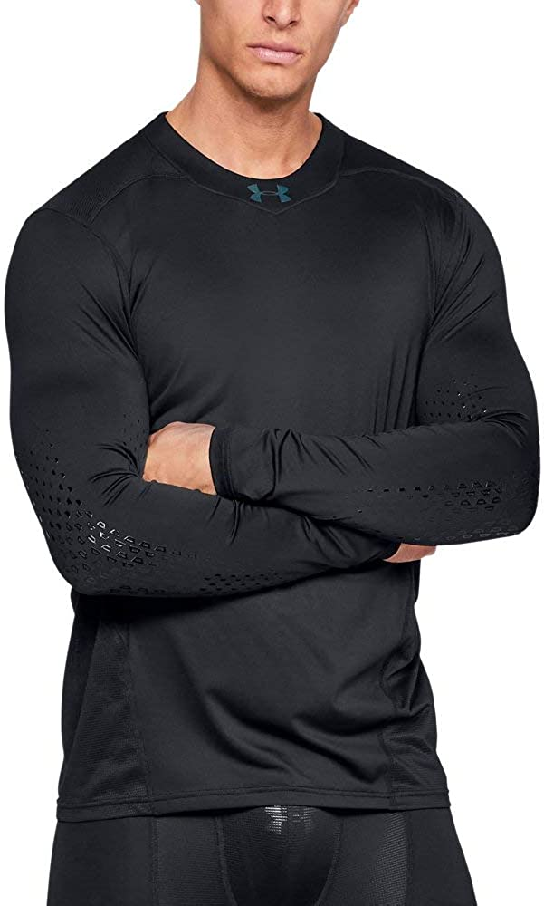 Under Armour Men's Super popular specialty store Hockey Ls Save money Grippy Fitted Top