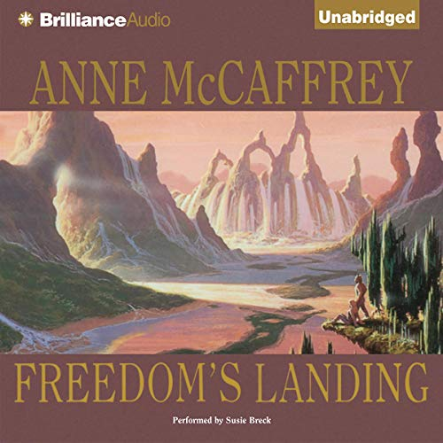 Freedom's Landing Audiobook By Anne McCaffrey cover art
