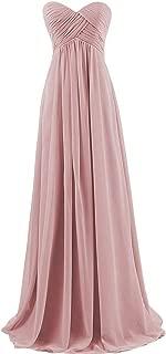 Women's Long Bridesmaid Dressrom Evening Gowns