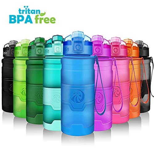 ZORRI Sport Water Bottle