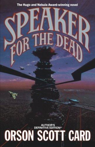 Speaker for the Dead (Ender, Book 2) (Ender Wiggin Saga) by Card, Orson Scott 1st (first) Edition [Paperback(1992/8/15)]