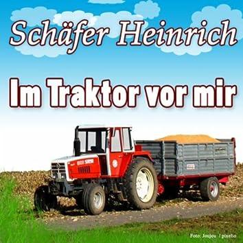 Im Traktor Vor Mir