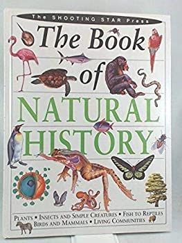 The Book of Natural History 156924068X Book Cover