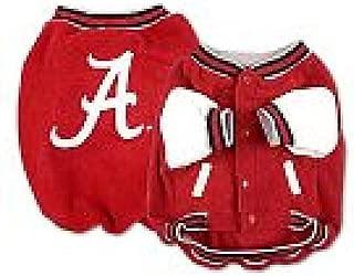 Sporty K9 Alabama Varsity Dog Jacket