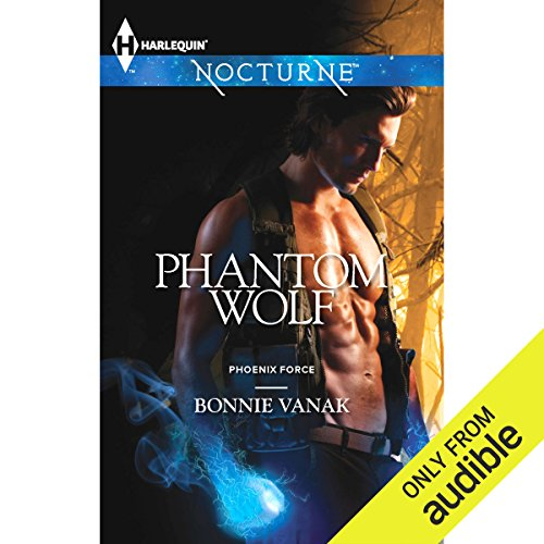 Phantom Wolf audiobook cover art
