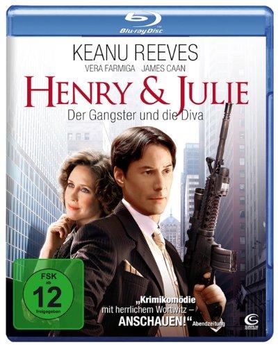 Henry & Julie - Der Gangster und die Diva [Blu-ray]