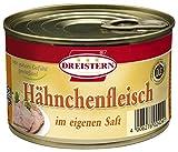 DREISTERN Hähnchenfleisch, 400 g