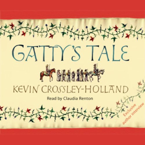 Gatty's Tale audiobook cover art