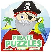 Pirate Puzzles: Doodles . Activities . Cool Stuff (Puzzle Books)
