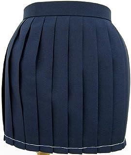 wsk-02 学生用 紺プリーツ スカート