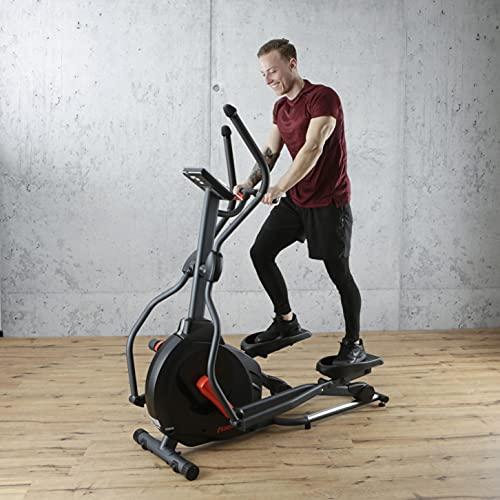 Fuel Fitness EC100 Crosstrainer - 6