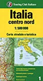 Italia centro nord 1:500.000