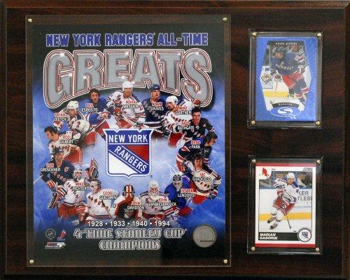 NHL Fototafel New York Rangers