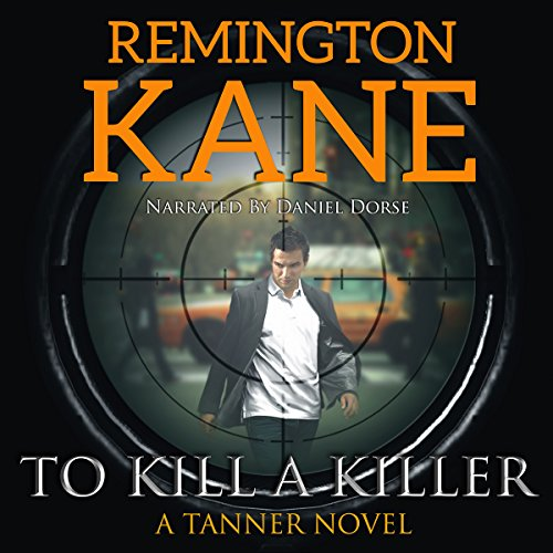 To Kill a Killer audiobook cover art