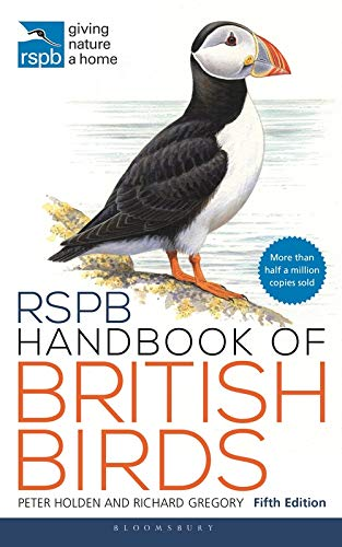 RSPB Handbook of British Birds: Fifth
