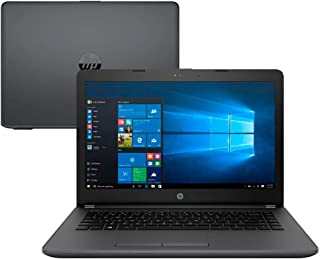 Notebook HP 246 G6 I5-7200U, 4GB RAM. HD 500GB, Windows 10 HOME - 5DZ55LA#AC4