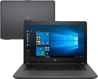 Notebook HP 246 G6, Intel Core i3-7020U, 4GB, 500GB, Windows 10 Home, 14´ - 3XU35LA