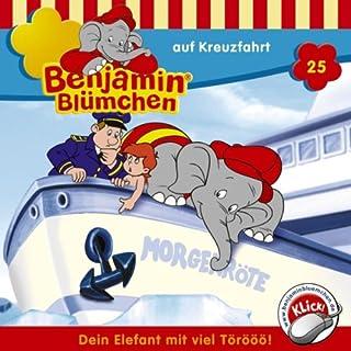 Benjamin auf Kreuzfahrt audiobook cover art