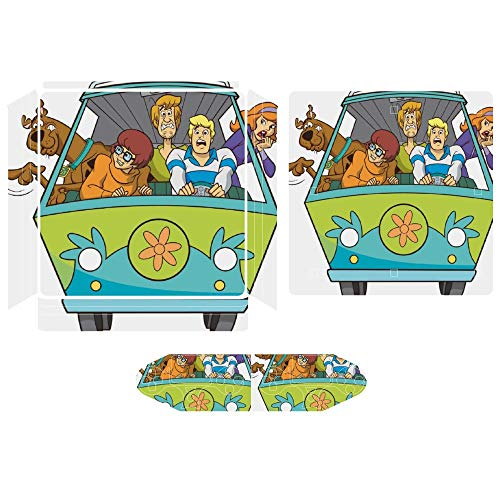 Scooby-D-oo Skins para mando de PS4