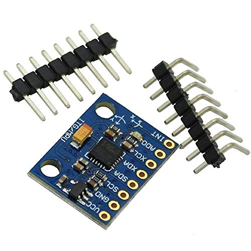 YUNIQUE UK 1 Piece Module GY-521 MPU-6050 3 Axis Gyro and Accelerometer for Arduino