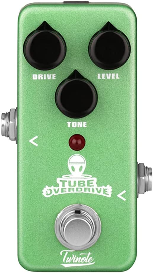 Raitron Twinote TOD-1 Overdrive Pedal de efectos de guitarra con naturaleza y tubo caliente Overdrive Sound Cupón 9db38e