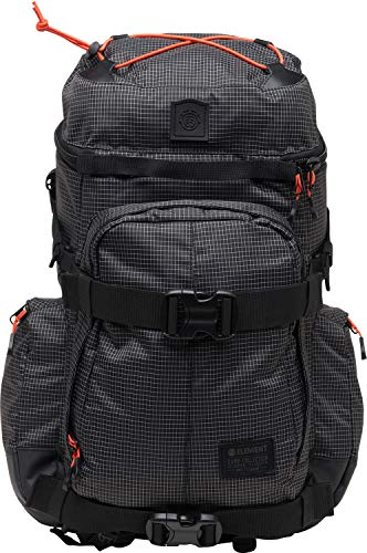 Element The Explorer Rucksack, schwarz, One Size