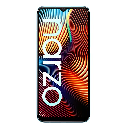 realme narzo 20 (Victory Blue, 4GB RAM, 64GB Storage) with No Cost EMI/Additional Exchange Offers