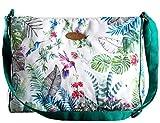 Maison d' Hermine Tropiques Cotton Hand Bag