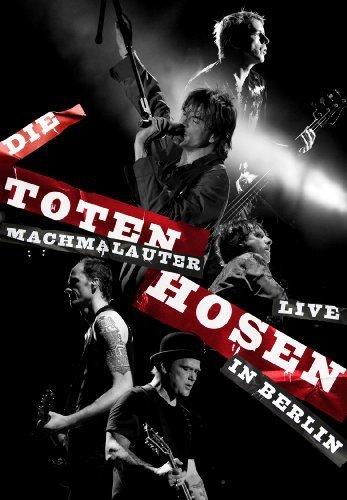 : Die Toten Hosen - Machmalauter - Live in Berlin (DVD (Standard Version))