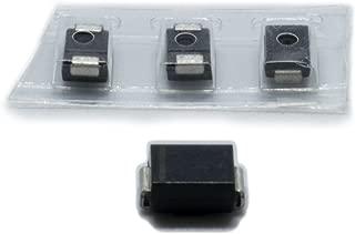 10 x B130L-13-F Diodo Schottky rectificador SMD 30 V 1 A SMA Carrete de embalaje, cinta