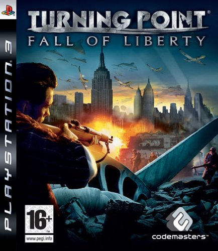 GIOCO SONY PS3 TURNING POINT: FALL OF LIBERTY (A6334852)