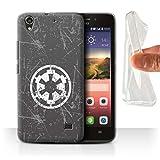 Hülle Für Huawei Ascend G620S Galaktisches Symbol Kunst