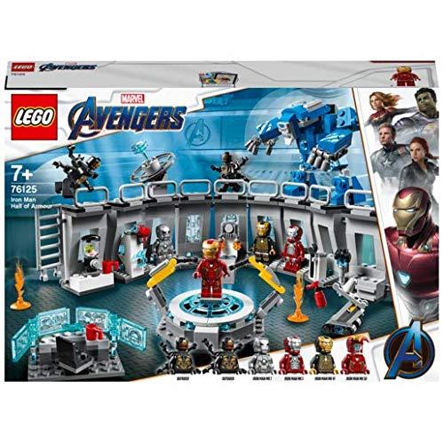 Marvel Lego – 76125 Avengers Endgame – Iron Mans Werkstatt
