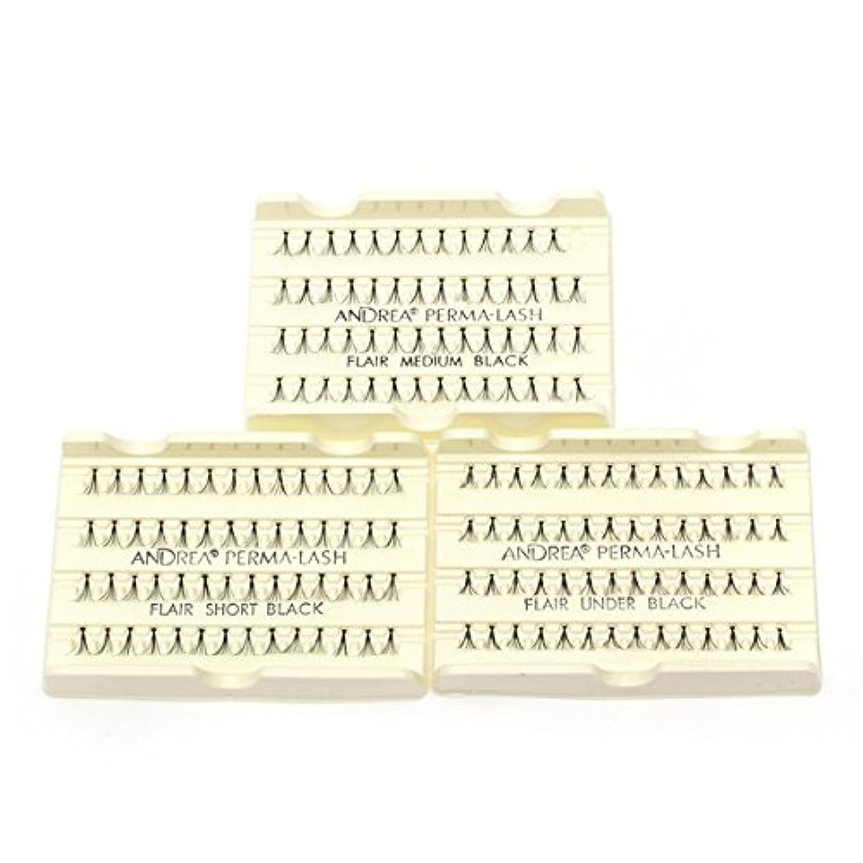 劣るトロリーガイドGUQQRZCT 黒は偽のまつげ個々のまつげのクラスターキットを作る (Size : Size 12mm)
