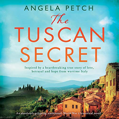 The Tuscan Secret audiobook cover art
