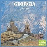 Georgia Landscape Calendar 2022: Official US State Georgia Calendar 2022, 16 Month Calendar 2022