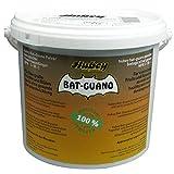 hubey® Bat-Guano Polvere 100% Fertilizzante Pipistrello – escremente di Pipistrello, Fertilizzante Biologico Naturale per Vaso da Fiori e Giardino