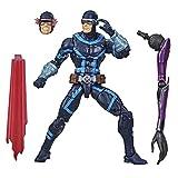 Marvel Figura de acción Coleccionable de Cíclope de X-Men de 15cm de Hasbro Legends Series, con 2 Accesorios, a Partir de 4 años