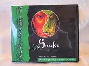 The Five Ancestors ... Snake by jeff Stone (The Five Ancestors)