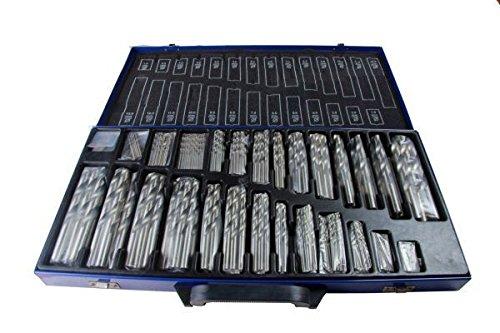 BERGEN 230pc HSS Metric Drill bits Set B2568