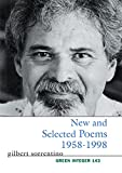 Gilbert Sorrentino: New and Selected Poems 1958-1998 (Green Integer)
