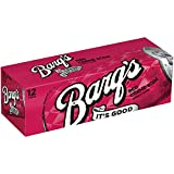 Barq's Red Creme Soda, 12 Ounce (12 Cans)