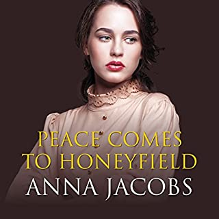 Peace Comes to Honeyfield cover art