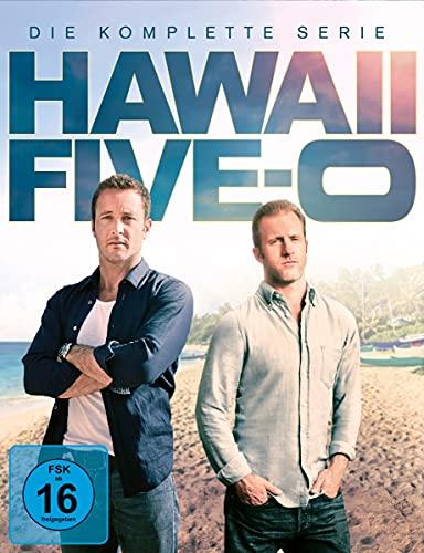 Hawaii Five-0 - Die komplette Serie [61 DVDs]