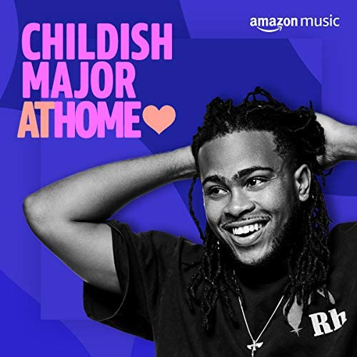 Curated by Childish Major
