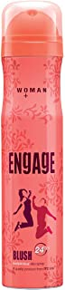 Engage Blush  Bodylicious Deo Spray For Women, 165ml / 150 ml Weight may vary