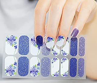 Nail Polish Wraps, Nail Stickers, Nail Strips, Nail Patch (Glamourse)