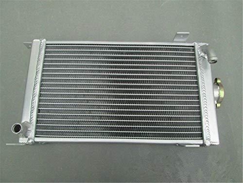 3 Row Aluminum Racing Radiator For GAS SHIFTER KART/GO KART